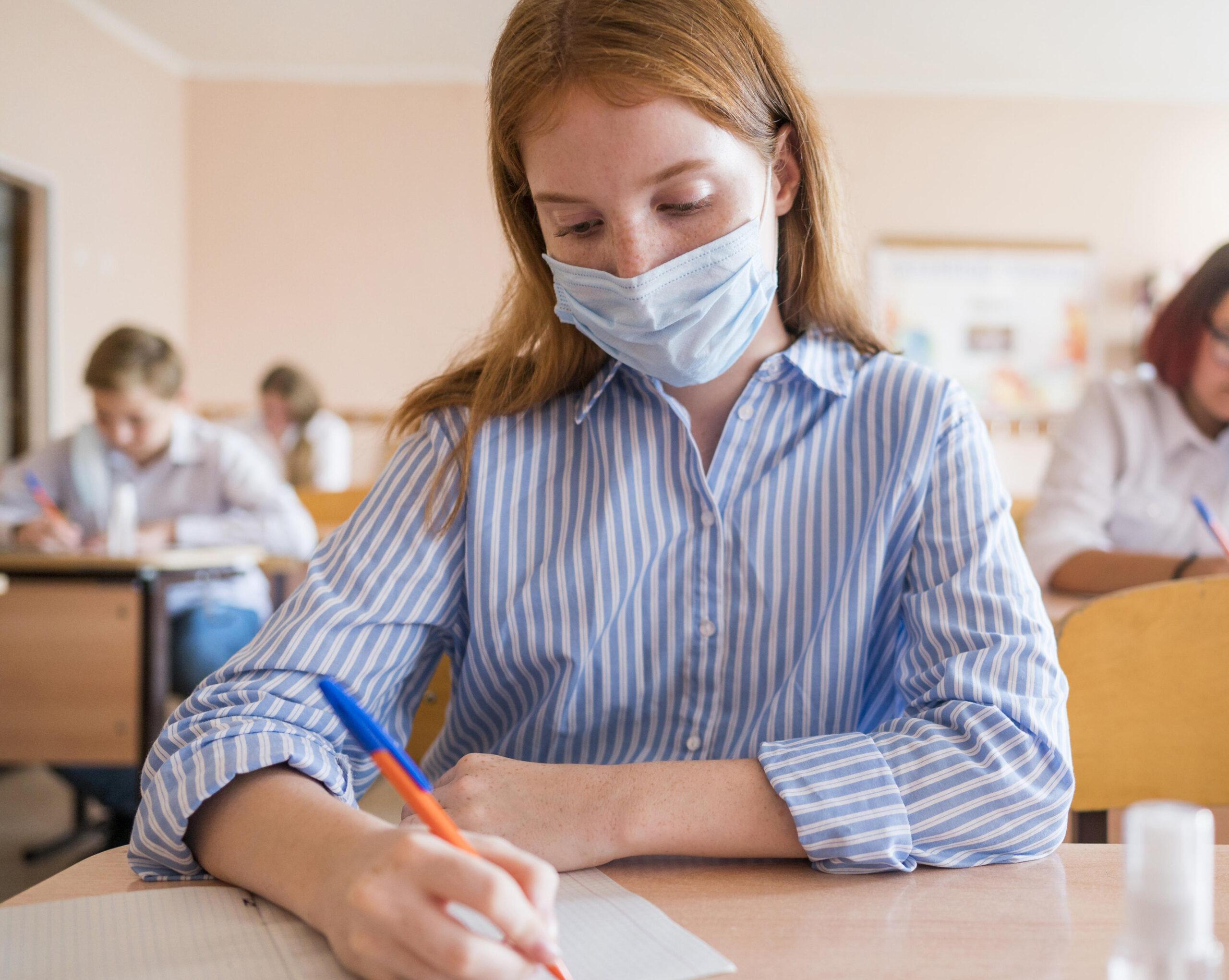 koronawirus w szkole